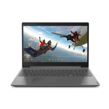 "Лаптоп Lenovo V155-15API (81V50016BM)(сив), двуядрен Zen 2 AMD Ryzen 3 3200U 2.6/3.5 GHz, 15.6"" (39.62 cm) Full HD Anti-Glare Display, (HDMI), 8GB DDR4, 256GB SSD, 2x USB 3.1, Free DOS image"