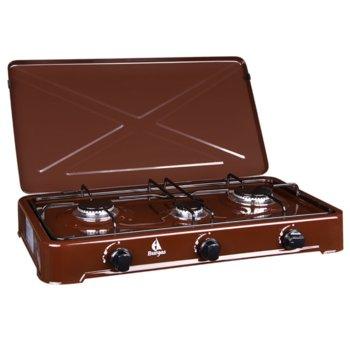 Газов котлон Burgas 103 brown, пропан-бутан, разход на газ: 0.312 кг/ч, 4,3kW, кафяв image
