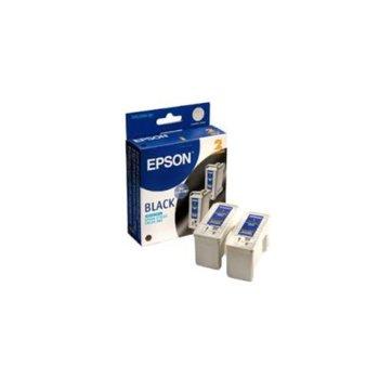 ГЛАВА ЗА EPSON STYLUS COLOR 680 - Black twin pac product