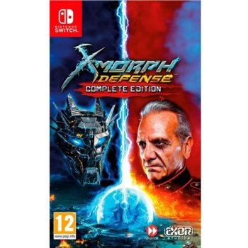 X-Morph: Defense Complete Edition (Switch) product