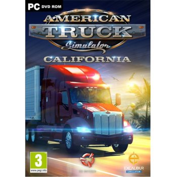 American Truck Simulator - California product