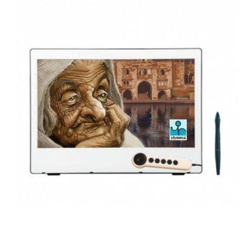 "Графичен таблет Yiynova MVP22U+RH, 21.5"" (54.61 cm) IPS FULL HD екран, DVI image"