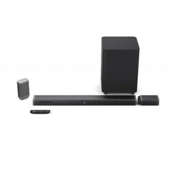Soundbar система за домашно кино JBL Bar, 5.1, безжична, Bluetooth, HDMI, USB, 510W RMS image