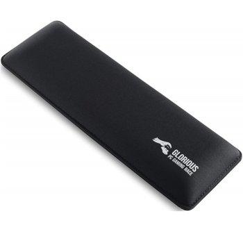 Подложка за китки Glorious Slim Full Size GSW-100, черна, 430 x 100 x 17 mm image