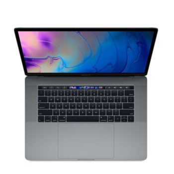 "Лаптоп Apple MacBook Pro 13 Touch Bar (2020) (MXK52ZE/A)(сив), четириядрен Intel Core i5 1.4/3.9GHz, 13.3"" (33.78) cm IPS Retina дисплей, (Thunderbolt), 8GB DDR4, 512GB SSD, 4x Thunderbolt 3, macOS Catalina image"