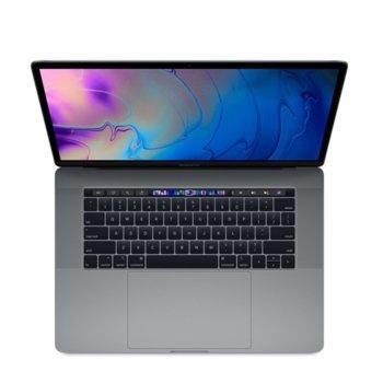 "Лаптоп Apple MacBook Pro 13 Touch Bar (2020) (MXK52ZE/A)(сив), четириядрен Intel Core i5 1.4/3.9GHz, 13.3"" (33.78) cm IPS Retina дисплей, (Thunderbolt), 8GB DDR4, 512GB SSD, 4x Thunderbolt 3, macOS Catalina image"