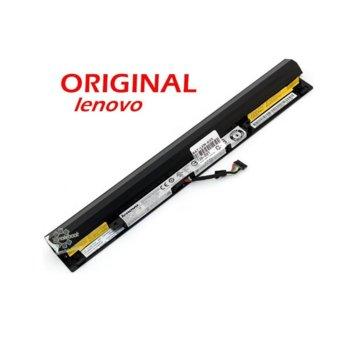 Батерия (оригинална) за лаптоп Lenovo, съвместима с IdeaPad 100 B71-80 L15L4A01, 4 cell, 14.4V, 2900 mAh image