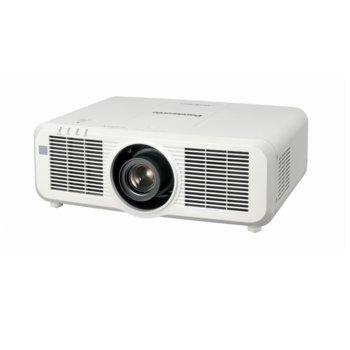 Проектор Panasonic PT-MW530EJ, 3LCD, WXGA (1280×800), 3 000 000:1, 5500 lm, HDMI, VGA, RJ-45, USB, бял image