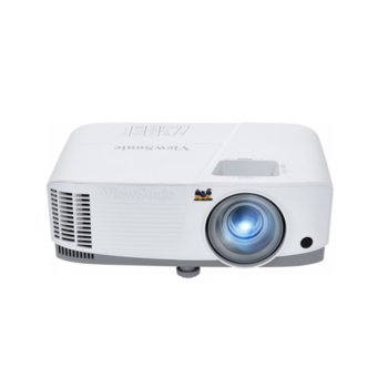 Проектор ViewSonic PG707X, DLP, XGA (1024x768), 22000:1, 4000lm, HDMI, VGA, USB 2.0, LAN  image