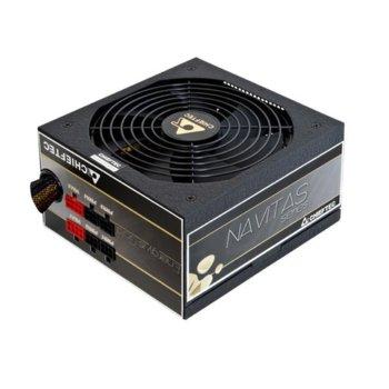 Захранване Chieftec NAVITAS GPM-750C, 750W, Active PFC, 80+ Gold, частично модулно, 140mm вентилатор image