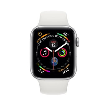 Watch S4 44mm White Sport Band MU6A2GK/A product