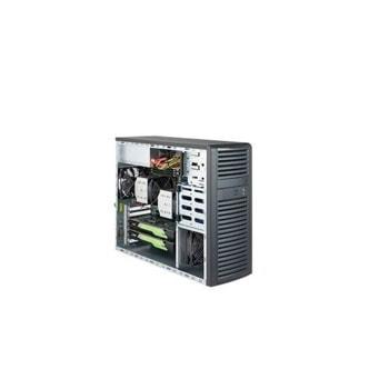 Сървър Supermicro AS-7039A-I-OTO-14, осемядрен Cascade Lake Intel Xeon Silver 4208 2.1/3.2 GHz, 16B DDR4 RDIMM, 480GB SSD, 2x 1GbE, без ОС, 500W PSU image