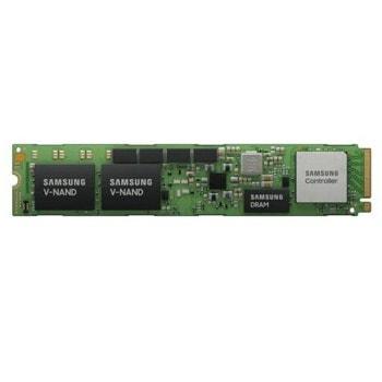 Памет SSD 3.84TB Samsung PM983, PCIe NVMe, M.2, скорост на четене 3000MB/s, скорост на запис 1400MB/s, за сървъри image