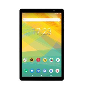 "Таблет Prestigio Grace 4891 4G (PMT4891_4G_E), 4G, 10.1"" (25.65 cm) IPS WXGA дисплей, шестядрeн 1.60 GHz, 3GB RAM, 32GB Flash памет(+microSD слот), 2.0 & 0.3 Mpix камера, Android 9.0, 530g image"