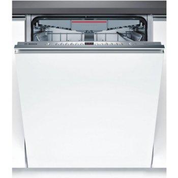 Съдомиялна за вграждане Bosch SME46MX23E, енергиен клас А++, 14 комплекта, 28 програми, 4 температури, ExtraDry, Silence програма и SuperSilence, AquaStop, бяла image