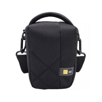 Чанта за фотоапарат Case Logic CPL-103, за компактни фотоапарати, полиестер, черна image