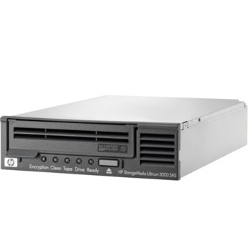 Aрхивиращo устройствo HP EH957B, 3TB, LTO-5 Ultrium, 3000 SAS Internal Internal Tape Drive, 1 slot image
