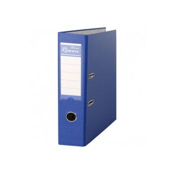 Класьор Rexon, за документи с формат до A4, дебелина 8см, син image