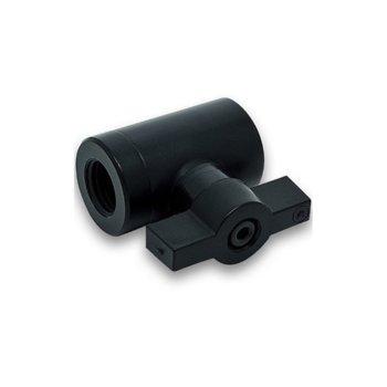 Адаптер за водно охлаждане Ekwb EK-AF Ball Valve (10mm) G1/4, черен image
