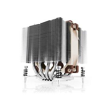 Охлаждане за процесор Noctua NH-D9DX i4 3U, съвместимост с Intel LGA 2011-0/2011-3/1356, за сървър image
