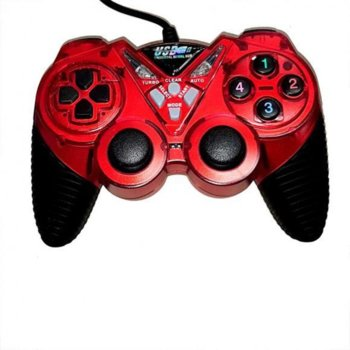 GAME PAD USB 890 Red product