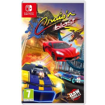 Игра за конзола Cruis'n Blast, за Nintendo Switch image