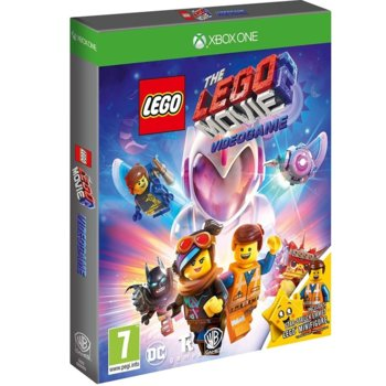 Игра за конзола LEGO Movie 2: The Videogame Toy Edition, за Xbox One image