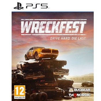 Игра за конзола Wreckfest, за PS5 image