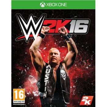 WWE 2K16  product