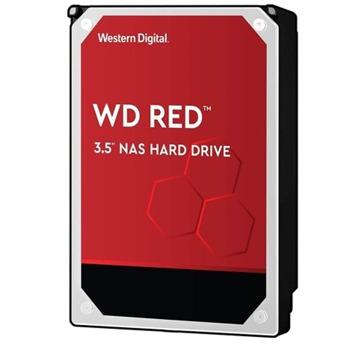 """Твърд диск 2TB Western Digital Red, SATA 6GB/s, 5400rpm, 256MB кеш, 3.5"""" (8.89cm) image"""