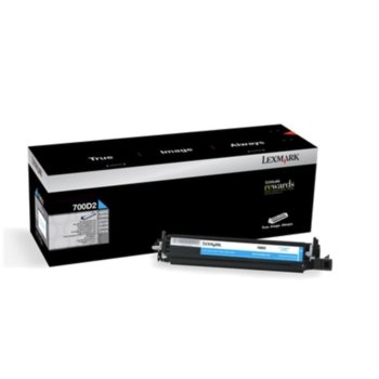Lexmark 70C0D20 Cyan product
