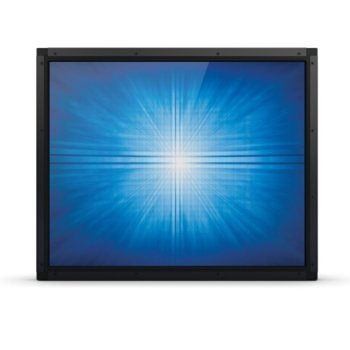 "Монитор ELO E326541, 19""(48.26 cm), Anti-Glare тъч панел, SXGA, 14ms, 1000:1, 200cd/m2, VGA, DisplayPort, HDMI, черен image"