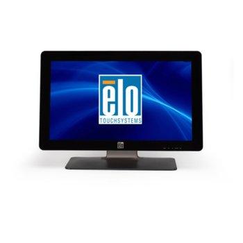 """Монитор 22"""" (55.88 cm) Elo ET2201L-8UWA-0-ZB-GY-G (16:9), сензорен Full HD монитор, IntelliTouch, стъклено покритие, 225 cd/m2, 5 ms, 1000:1, D-Sub, DVI-D image"""