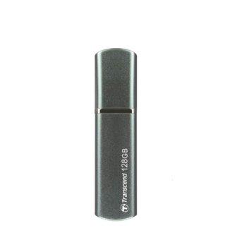 Памет 128GB USB Flash Drive, Transcend JetFlash 910, USB 3.1, зелена image