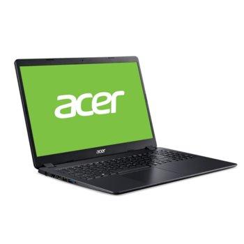 """Лаптоп Acer Aspire 3 A315-42-R3F7 (NX.HF9EX.015), двуядрен AMD Ryzen™ 3 3200U 2.6/3.5GHz, 15.6"""" (39.62 cm) Full HD Anti-Glare Display, (HDMI), 4GB DDR4, 256GB SSD, 1x USB 3.0, Linux image"""