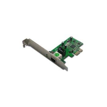 Мрежови адаптер Repotec RP-3200EX Gigabit Ethernet Adapter, PCI-E x1 image