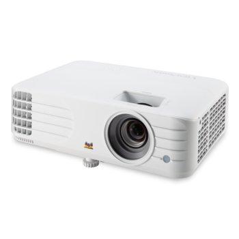 Проектор Viewsonic PG701WU, DLP, WUXGA (1920x1200), 12 000:1, 3500 lm, 2x HDMI, VGA, USB, RS232, AUX image