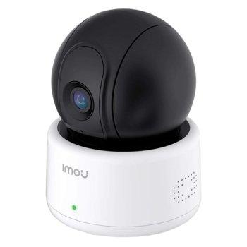 IP камера Dahua Imou Ranger IPC-A12, безжична, куполна камера, 1MP (1280x720@30fps), 2.8mm обектив, H.264, IR осветление (до 10m), Wi-Fi, microSD слот, вграден микрофон и говорител image