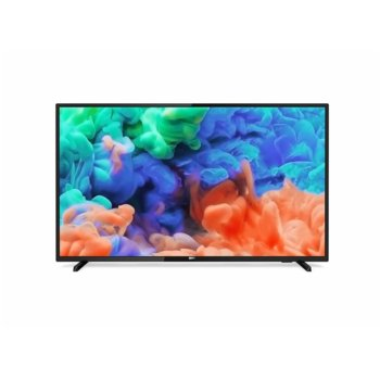 "Телевизор Philips 58PUS6203/12, 58""(147.32cm) 4K Smart TV, DVB-T/T2/T2-HD/C/S/S2, Wi-Fi, LAN, 3x HDMI, 2x USB image"