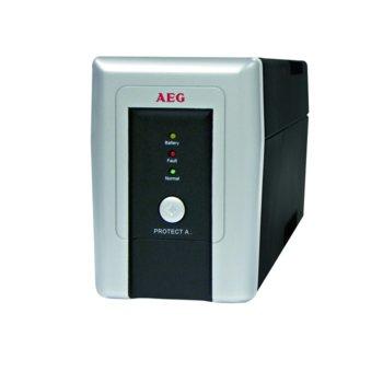 UPS AEG Protect A., 700VA/420W, Line Interactive image