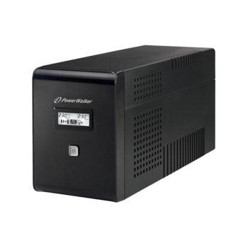 UPS Powerwalker VI 1500VA UPS, 1500VA/900W, Line Interactive  image
