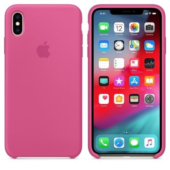 Apple iPhone XS Max Silicone Case - Dragon Fruit product