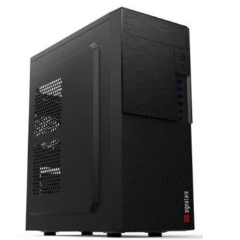 Кутия Power Box E190, ATX/Micro ATX/Mini-ITX, 1x USB 2.0, черна, 550W захранване image