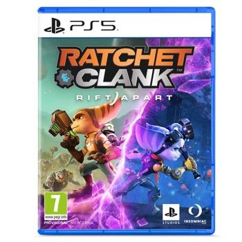 Игра за конзола Ratchet & Clank: Rift Apart, за PS5 image