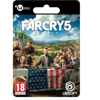 Игра Far Cry 5 (електронна доставка), за PC image