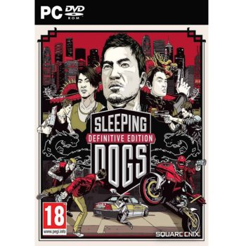 Sleeping Dogs: Definitive Edition  product