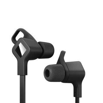 "Слушалки HP OMEN Dyad Earbuds, тип ""тапи"", микрофон, 3.5mm jack, черни image"