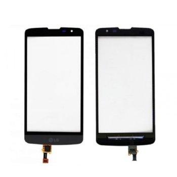 Дисплей за LG L Bello II X150, Original, с тъч, черен image