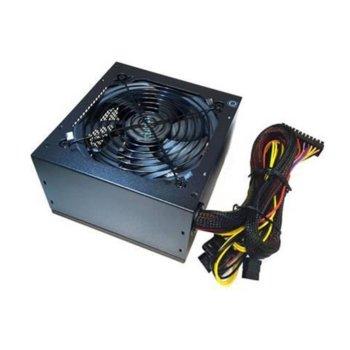 Захранване Estillo EST-ATX-500-B-PCIE, 500W, Passive PFC, 120 mm вентилатор image