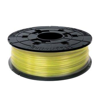 Консуматив за 3D принтер XYZprinting, PLA filament, 1.75mm, жълт, 600 g image
